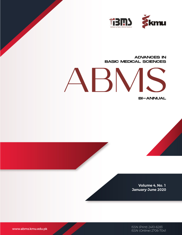 Advances in Basic Medical Sciences (ABMS)